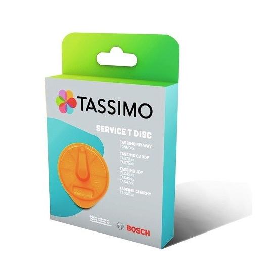 17001491 - T-Disc de service orange cafetiere TASSIMO bosch siemens