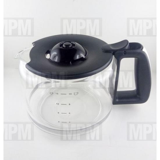 SS-207199 - Verseuse + couvercle cafetière filtre Element CM47 Tefal