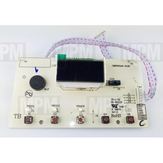 SS-202553 - Carte électronique de commande cafetière Control Line KM44 Krups
