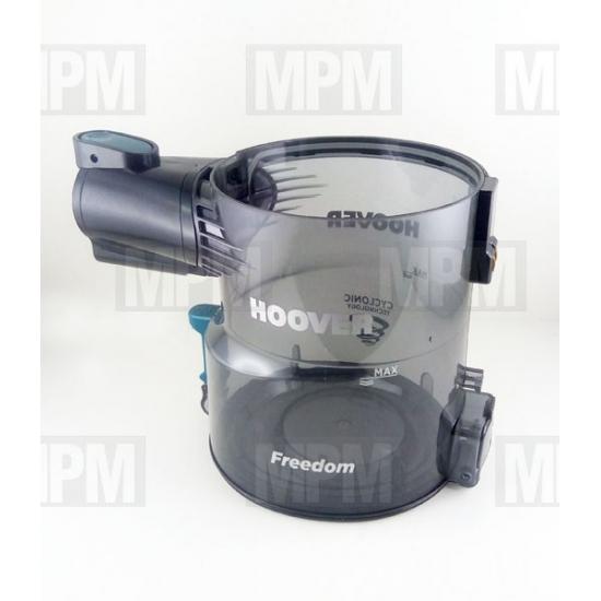48022207 - Ensemble boite cyclonique aspirateur balai Freedom Hoover