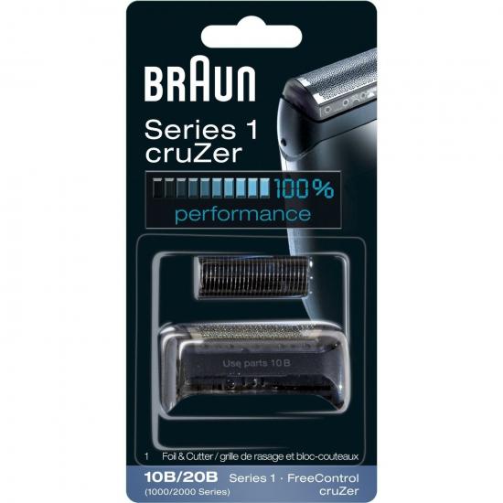 10B/20B - Rasoir Grille & Couteaux 10B/20B Braun