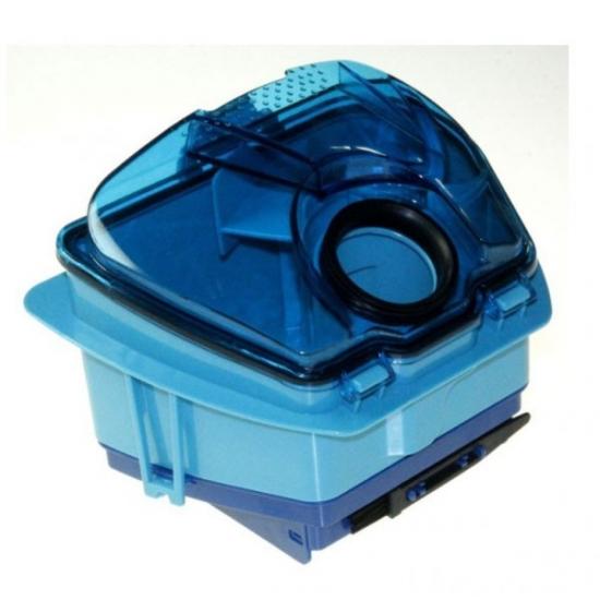RS-RT900042 - Bac séparateur + filtre bleu hépa aspirateur Compacteo Moulinex