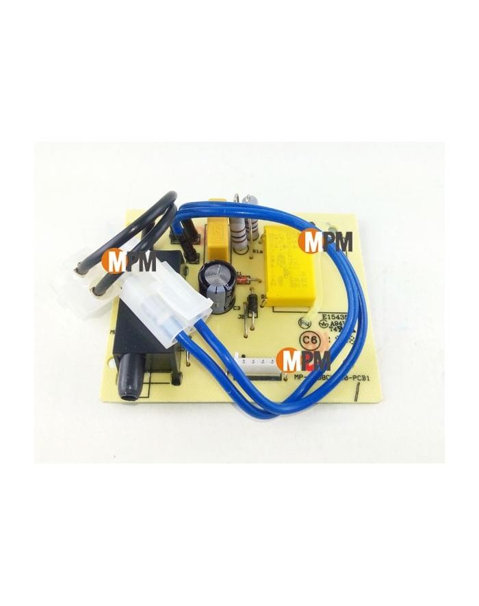 Electrolux zpfparkett Aspirateur avec sac 600w noir et