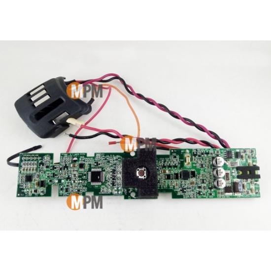 14011252309/1 - Module électronique et fil aspirateur balai Ergorapido Eer75stm Electrolux