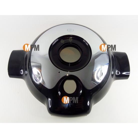 SS-994006 - Couvercle supérieur noir cuiseur programmable Cookeo Bluetooth Smart Moulinex