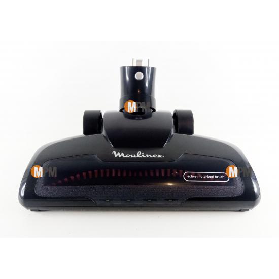 FS-9100025474 - Electrobrosse noire aspirateur balai Airforce Light MS6545 Moulinex