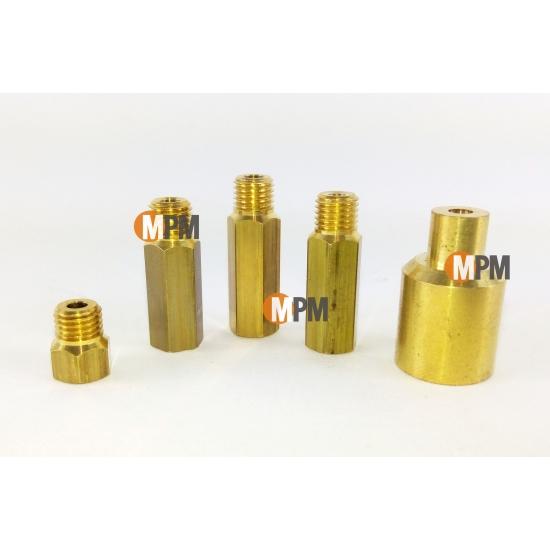 72x8586 - Injecteurs gaz naturel/sachet x 5 cuisinièren Brandt