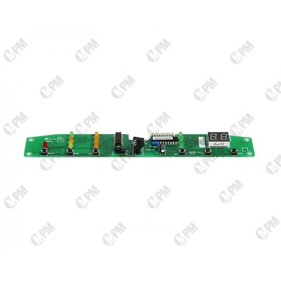 platine electronique afficheur climatiseur delonghi NE1644