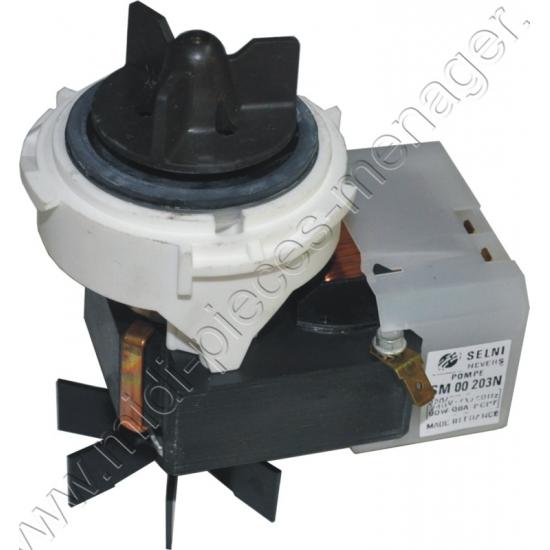 51X7463 - pompe de vidange lave linge