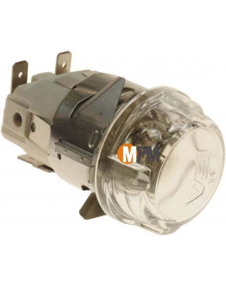 hublot de lampe + douille brandt 74x2659