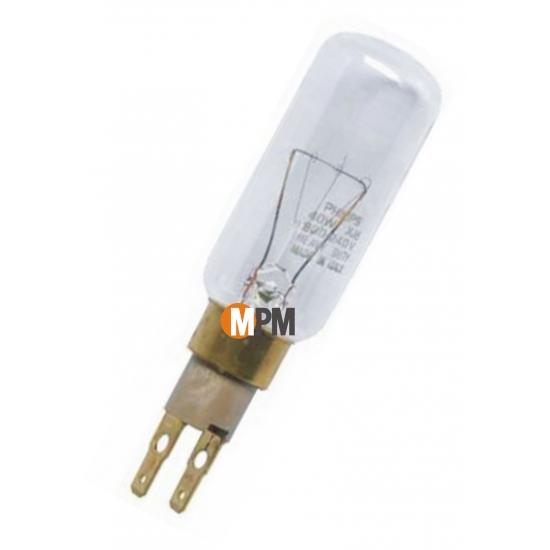 lampe T25L 40W whirlpool 481213428078 484000000986