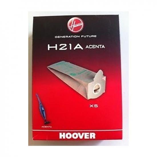 09173873 - SACS PAPIER BOITE X 5 ASPIRATEUR H21A ACENDA HOOVER