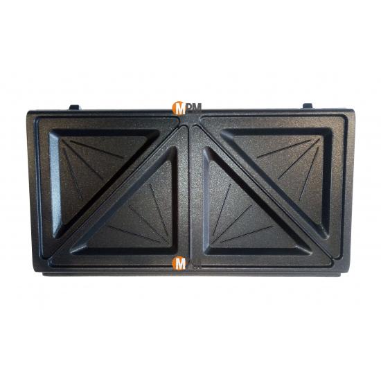 7023110041 - plaque supérieure appareil croque monsieur SW12B delonghi