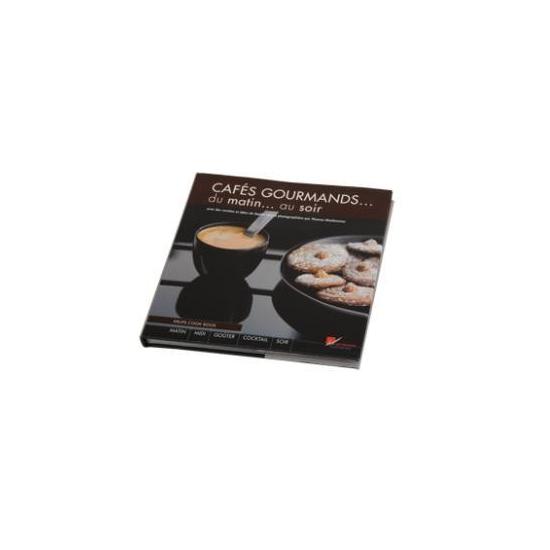 livre cafes gourmands krups xr630000