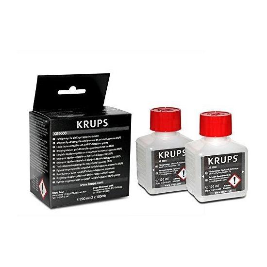 nettoyant liquide pour système cappuccino expresso XS900010