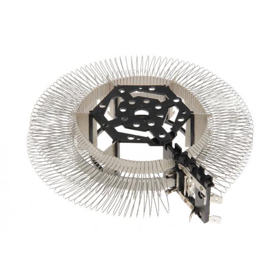 resistance radiateur soufflant HVF3030M delonghi 5111410091