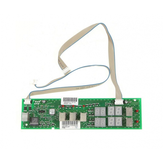 AS0008921 - Carte clavier MZ 4600 W table à induction