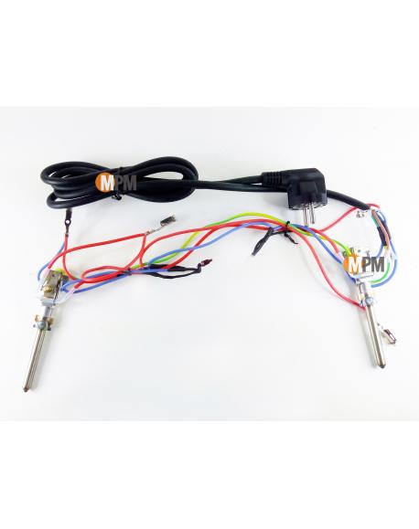 TS-01023330 - Cordon + thermostat grill-viande Flavor