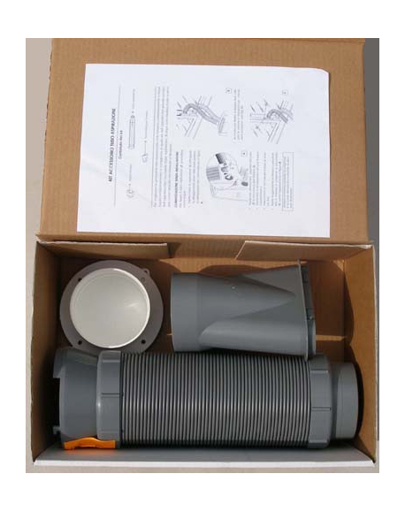 KIT IMMISION HOSE PACT100ECO