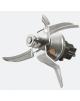 couteaux avec joint vorwerk thermomix tm31 30525