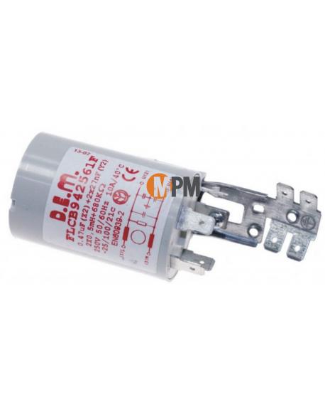C00064559 - Filtre anti parasite lave linge