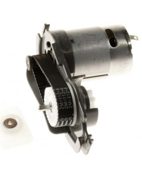 4055184404 - Moteur ensemble roulette pour aspirateur balai