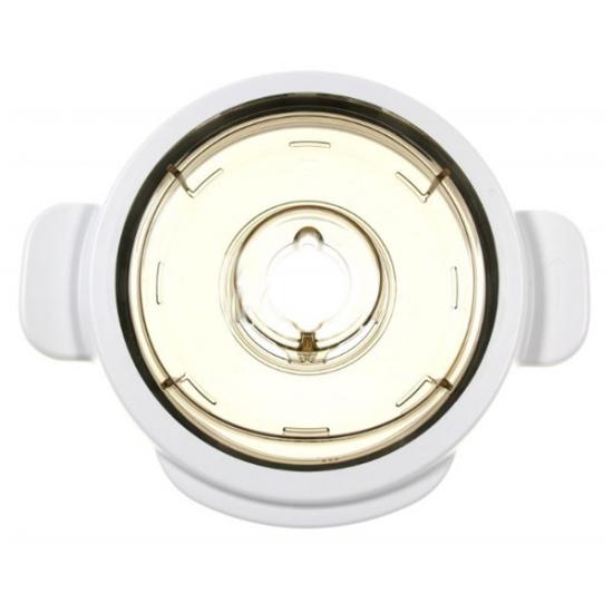MS-8030001140 - couvercle + joint blanc robot companion moulinex