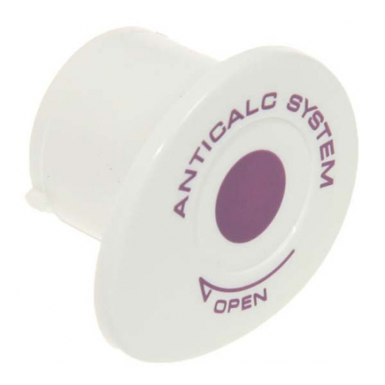 bouchon anti-calc system centrale stirella delonghi 5912812401