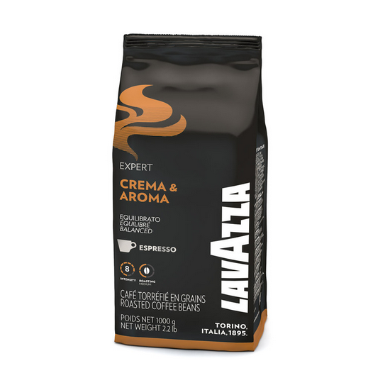 Café en grains Lavazza 100% Arabica 1Kg