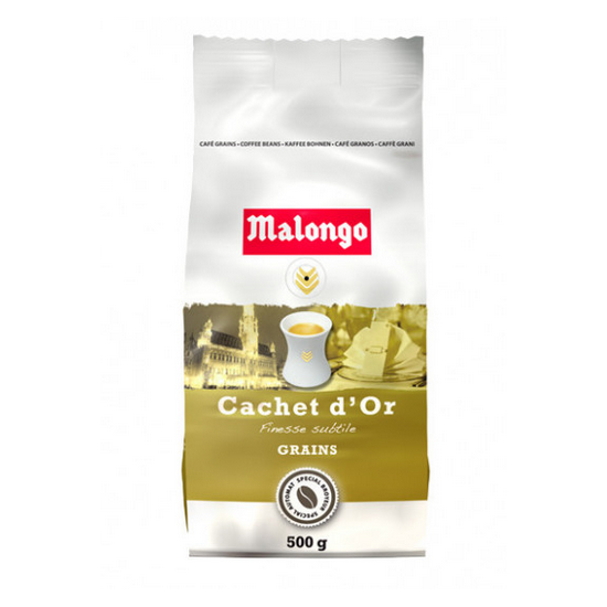 Café en grains Malongo L'Original 500g