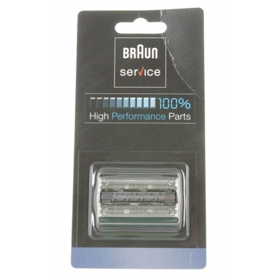 81631167 - cassette de rasage 52B rasoir serie 5 Braun