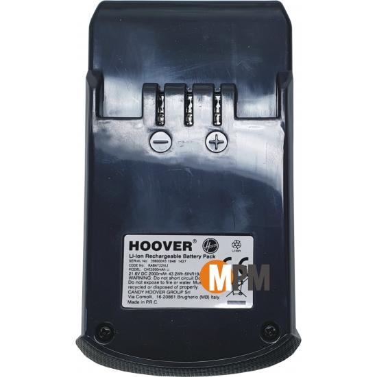 39800043 - Batteries 22V LI aspirateur Rhapsody Hoover