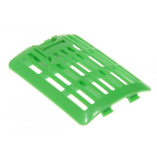 AT5186028440 - grille verte filtre aspirateur 00P274 Delonghi