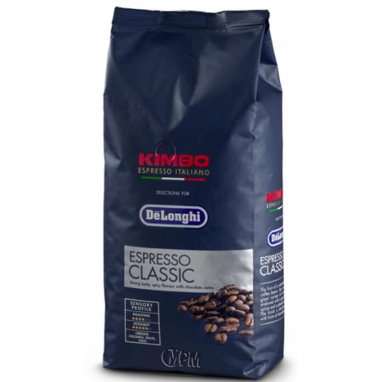 5513282361 - delonghi café en grains kimbo espresso classic 250g