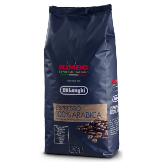 5513282391 - café en grains kimbo arabica 1kg