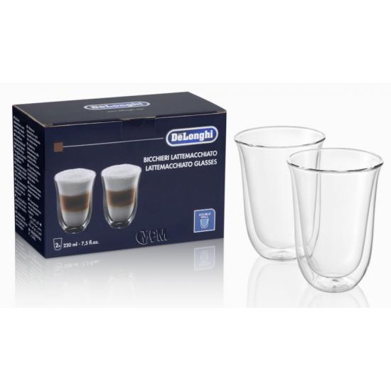 5513284171 - deux tasses verre lattemacchiato