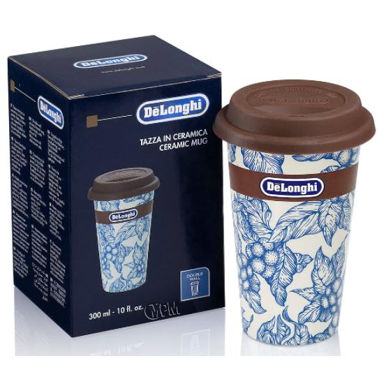 """5513284481 - tasse céramique """"blu flower"""""""