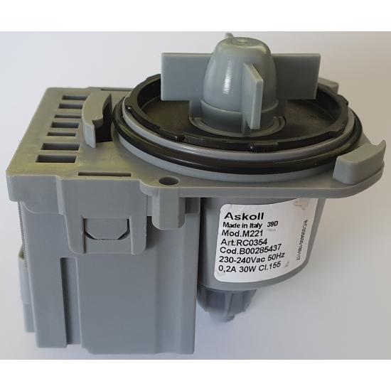 C00285437 - Pompe de vidange ORIGINE Askoll