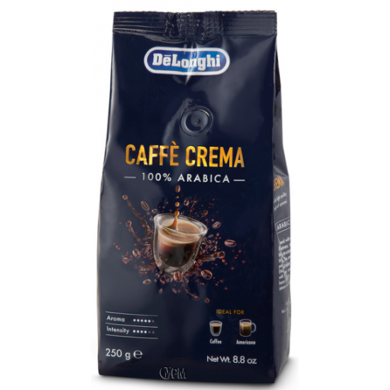 "AS00000173 - grains de café ""crema"" 250g"