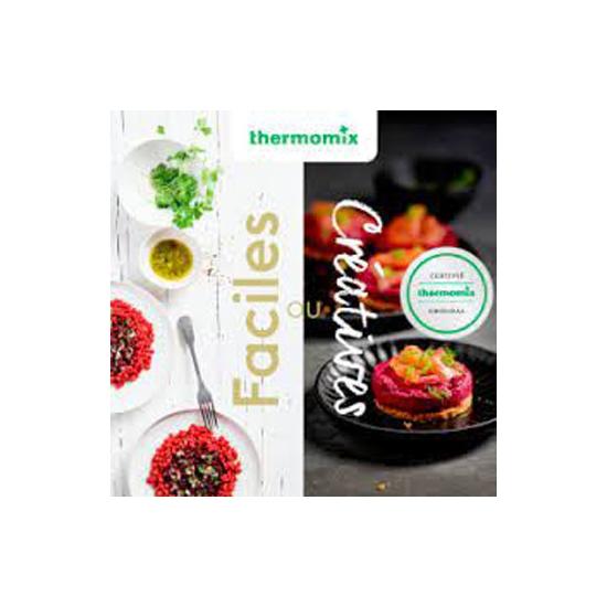 26913 - livre de recettes Faciles ou Créatives Thermomix Vorwerk