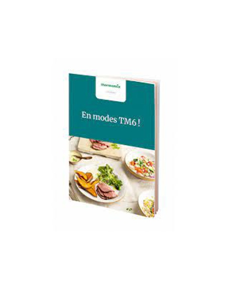 26549 - livre de recettes En mode TM6 Thermomix Vorwerk