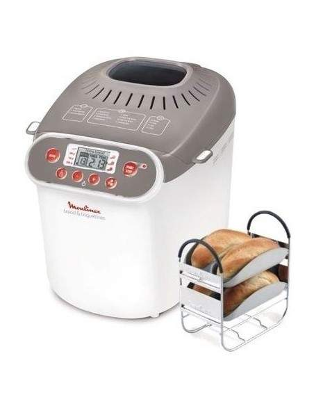 MACHINE A PAIN MOULINEX HOME BREAD BAGUETTINE OW350
