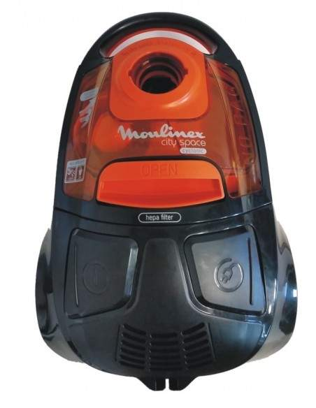 ASPIRATEUR CITY SPACE CYCLONIC MOULINEX