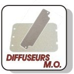 Diffuseur micro-ondes