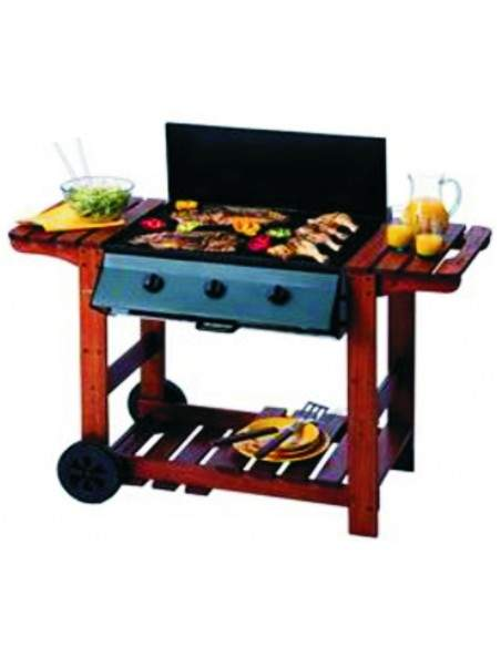 BARBECUE CAMPINGAZ ADELAIDE WOODY 3 / 3G / 3B