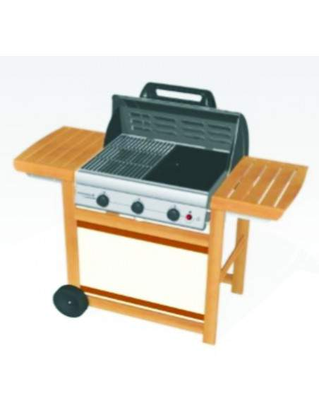 BARBECUE CAMPINGAZ ADELAIDE 3 WOODY L