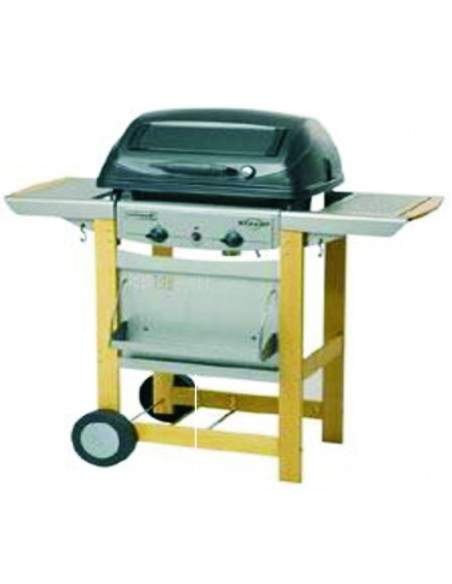 BARBECUE CAMPINGAZ EXPERT 2 ADVANTAGE / VENTURA WOODY