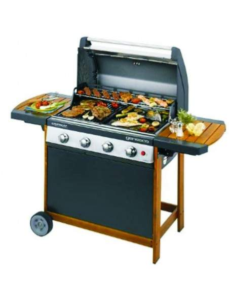 BARBECUE CAMPINGAZ GENESCO 4 WOODY L / OTHELLO 4 WOODY L