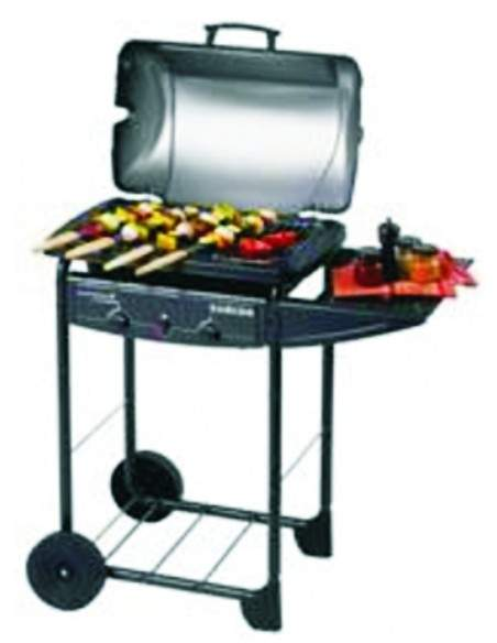 BARBECUE CAMPINGAZ RANCHO / PLUS / SUPER / CLASSIC / VENTURA