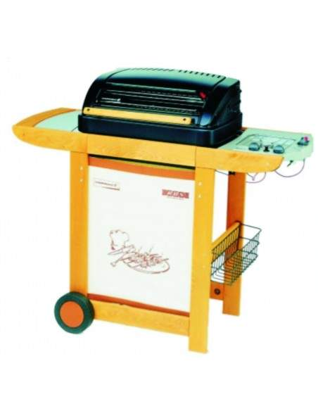 BARBECUE CAMPINGAZ RBS WOODY DELUXE MODELE 1998-2001